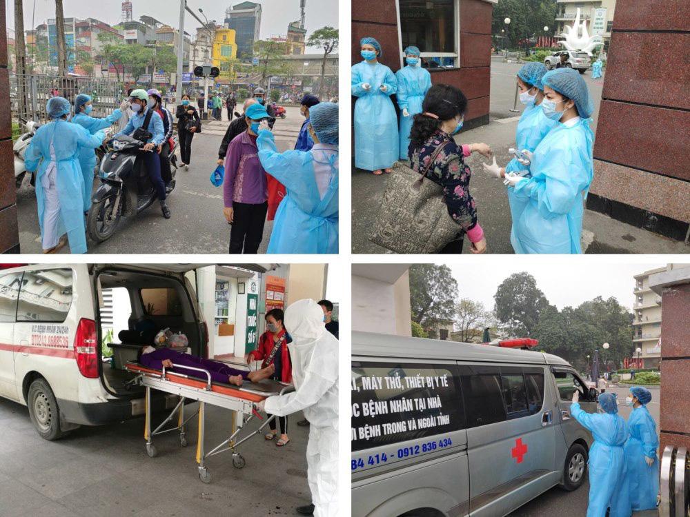 Lãnh đạo Bệnh viện Bạch Mai: 'Chúng tôi cần nhất là sự ủng hộ về tinh thần' - Ảnh 9.