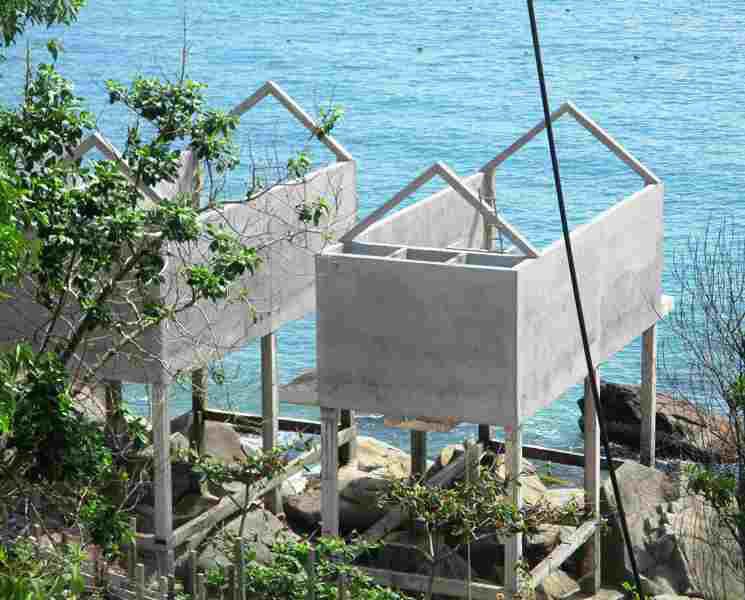 Tổng kiểm tra các dự án ven biển Quy Nhơn - Sông Cầu - Ảnh 2.