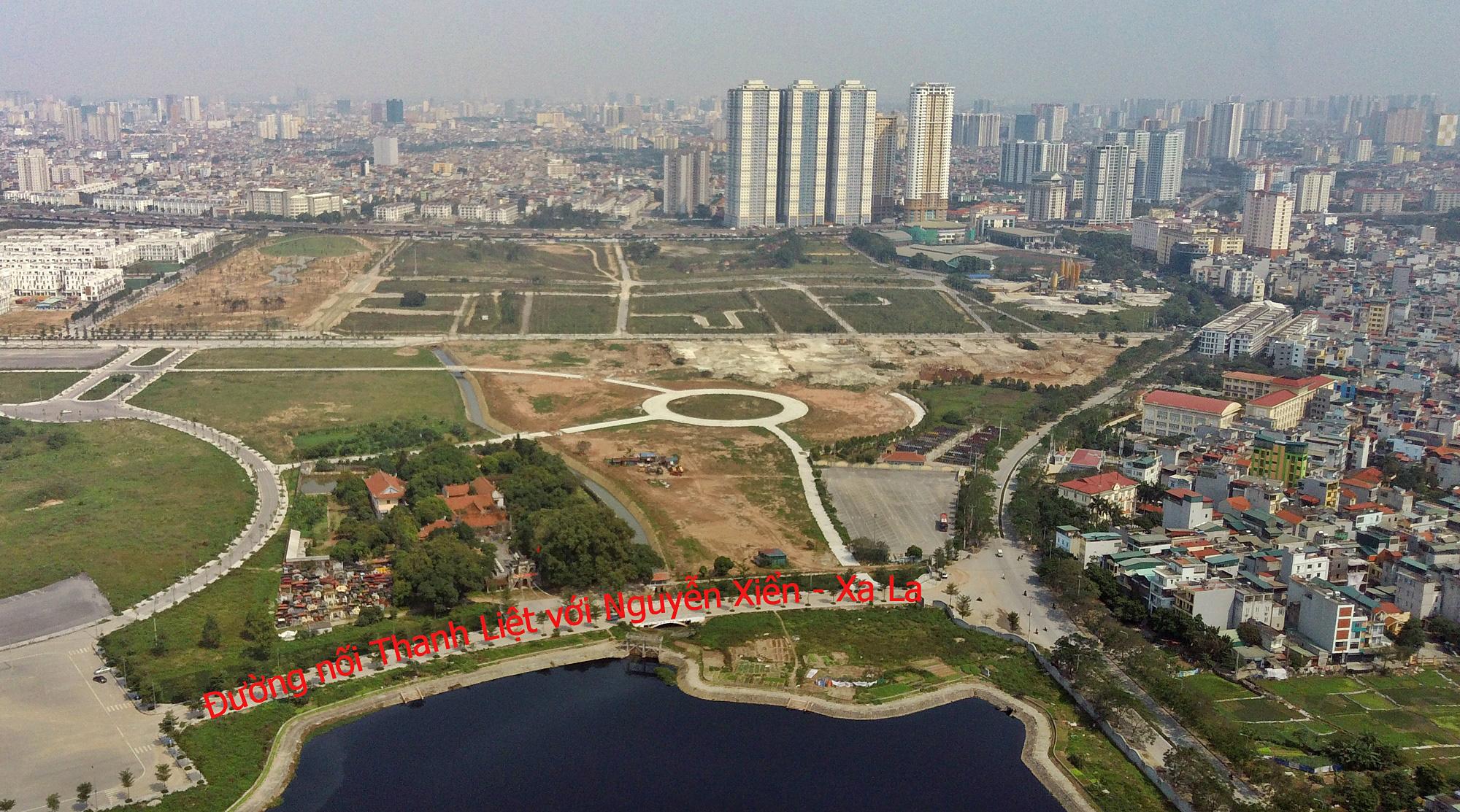 Toàn cảnh công viên Chu Văn An và những dự án hưởng lợi - Ảnh 6.