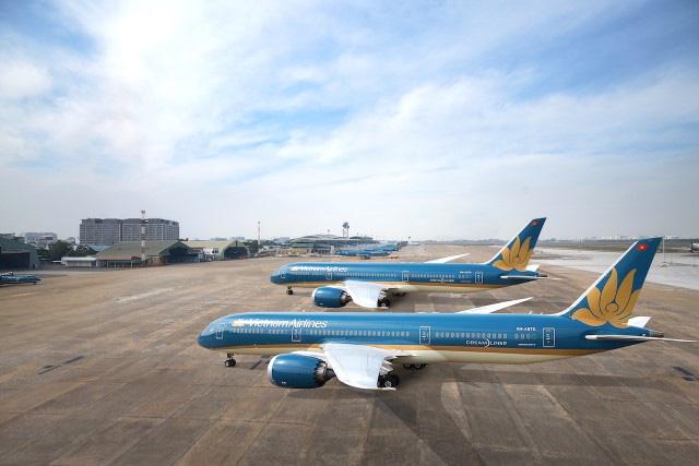 Ngưng bay quốc tế, Vietnam Airlines giảm luôn chỉ còn 8 đường bay nội địa vì dịch Covid-19 - Ảnh 1.