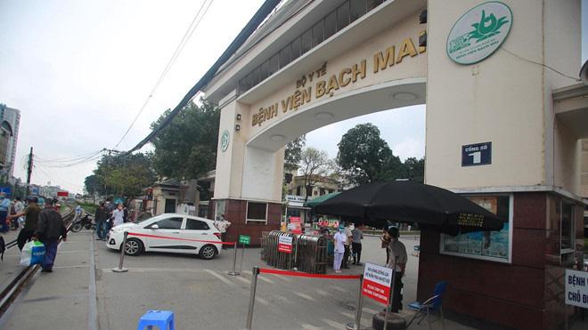 Những người đến BV Bạch Mai từ 12/3 phải thực hiện 3 bước phòng dịch của Bộ Y tế - Ảnh 1.