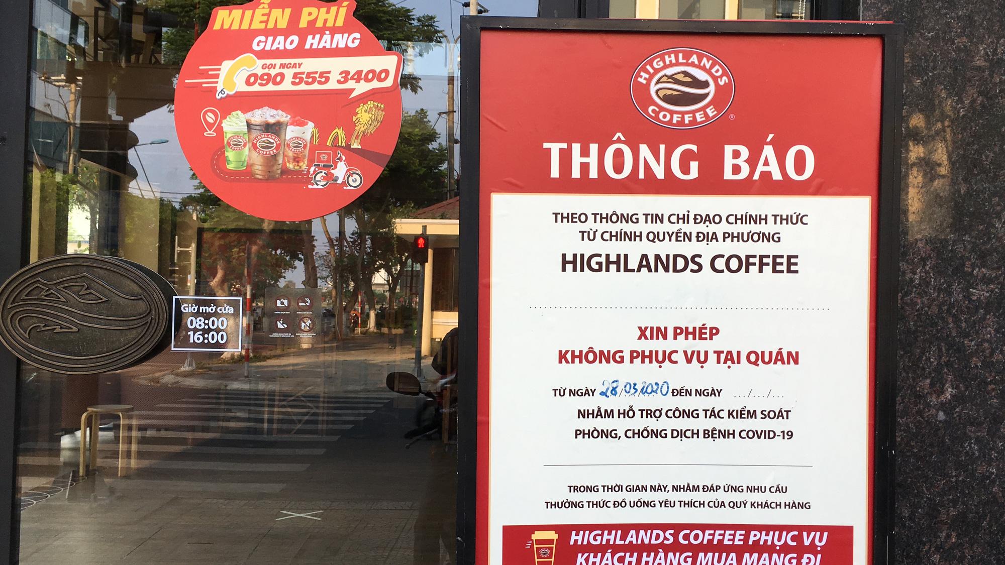 Người Đà Nẵng chấp hành tạm dừng kinh doanh, chuyển sang bán hàng online, tự mang về - Ảnh 2.
