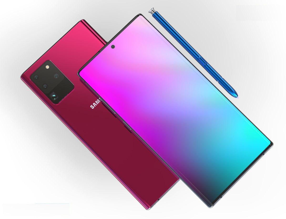 Thiết kế của chiếc điện thoại này có đủ làm SamFan quên đi Samsung Galaxy S20? - Ảnh 1.
