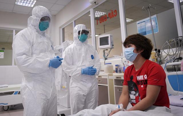 Cập nhật tình hình virus corona ở Việt Nam hôm nay 28/3: Ghi nhận 6 ca nhiễm mới, có thêm 7 bệnh nhân sắp được xuất viện - Ảnh 1.