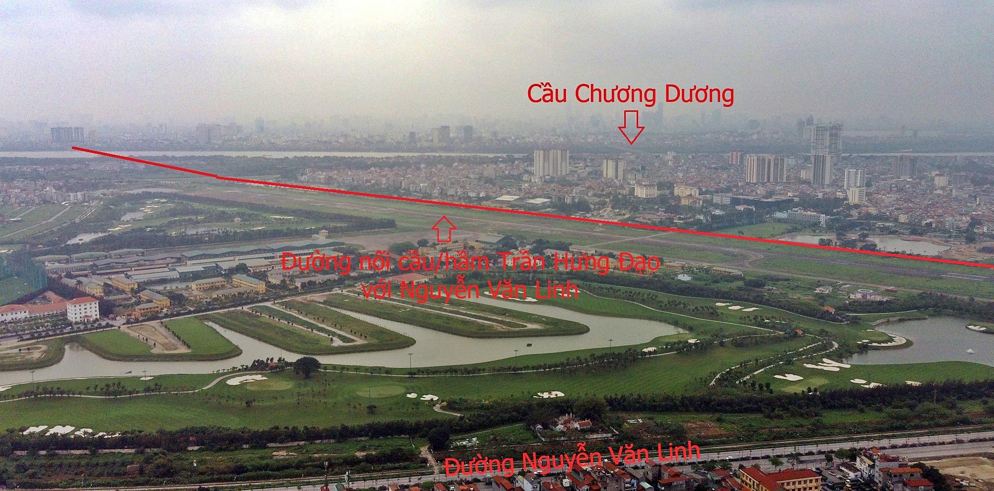 Cầu sẽ mở theo qui hoạch ở Hà Nội: Toàn cảnh cầu/hầm Trần Hưng Đạo nối quận Hoàn Kiếm - Long Biên - Ảnh 15.