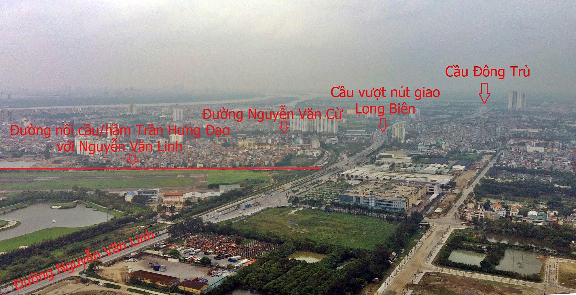 Cầu sẽ mở theo qui hoạch ở Hà Nội: Toàn cảnh cầu/hầm Trần Hưng Đạo nối quận Hoàn Kiếm - Long Biên - Ảnh 16.