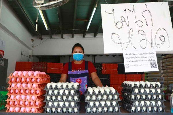 Trứng gà trở nên đắt đỏ do nhu cầu tăng vọt ở nhiều nước - Ảnh 1.