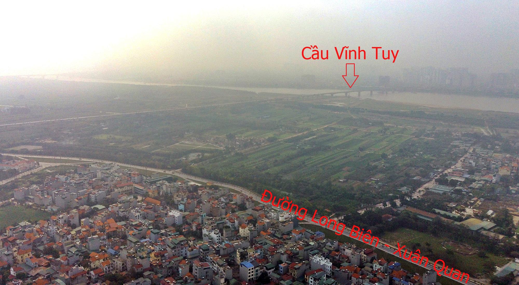Cầu sẽ mở theo qui hoạch ở Hà Nội: Toàn cảnh cầu/hầm Trần Hưng Đạo nối quận Hoàn Kiếm - Long Biên - Ảnh 6.