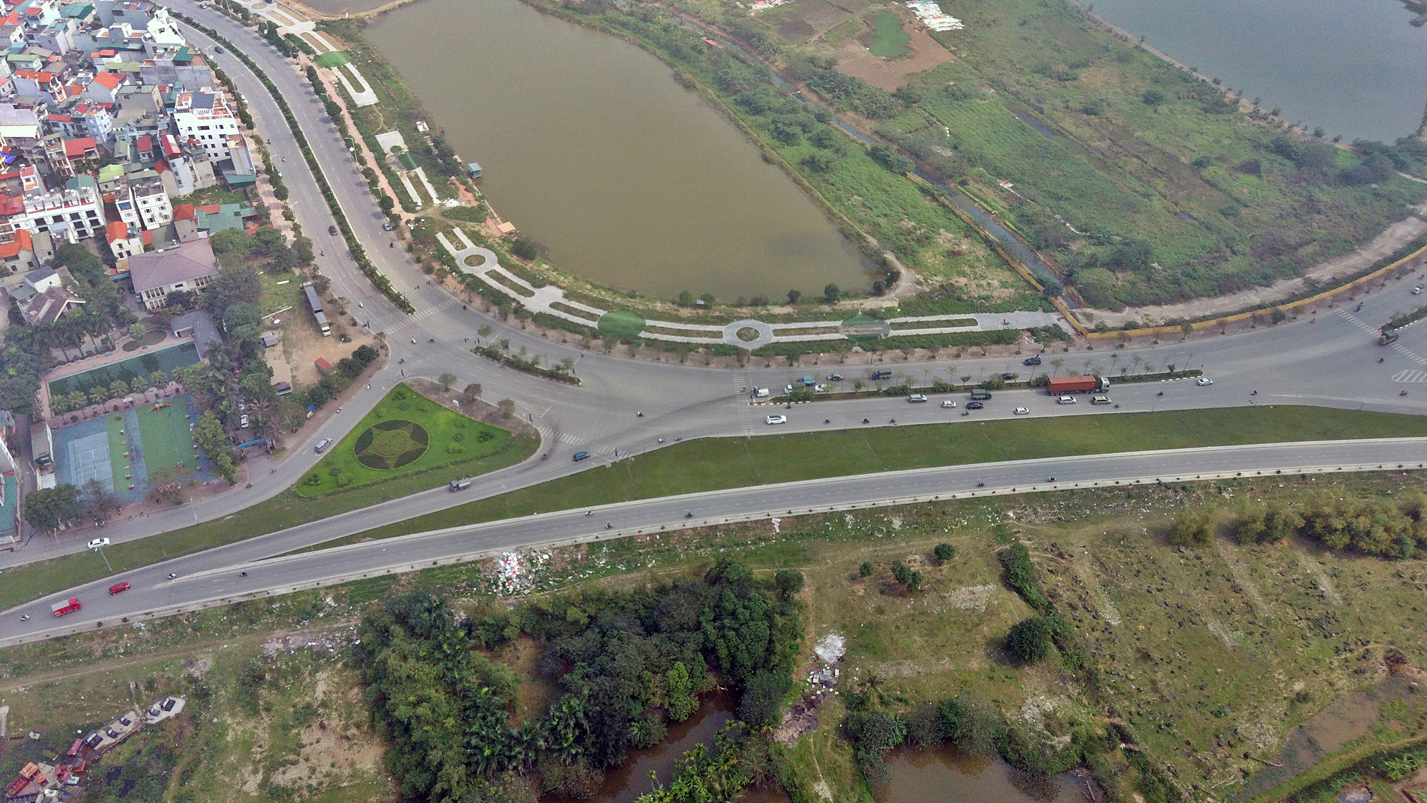 Cầu sẽ mở theo qui hoạch ở Hà Nội: Toàn cảnh cầu/hầm Trần Hưng Đạo nối quận Hoàn Kiếm - Long Biên - Ảnh 8.