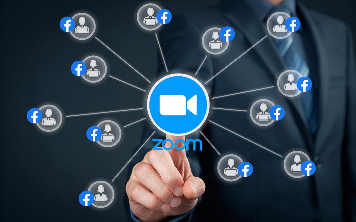 Cảnh báo ứng dụng Zoom trên iOS đang chia sẻ dữ liệu người dùng với Facebook - Ảnh 2.