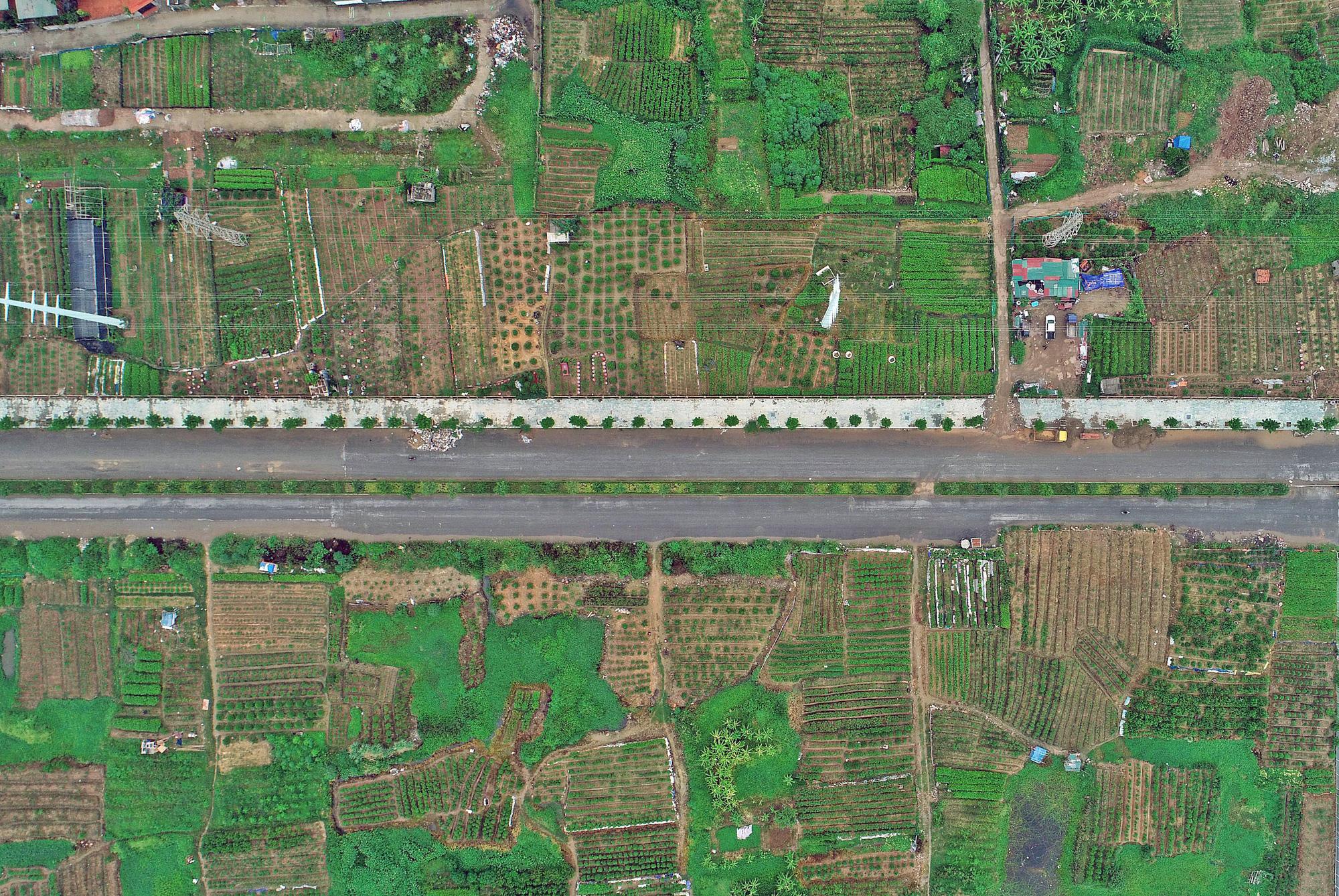Đường sẽ mở theo qui hoạch: Toàn cảnh đường nối cầu Nhật Tân với Vành đai 4 - Ảnh 4.