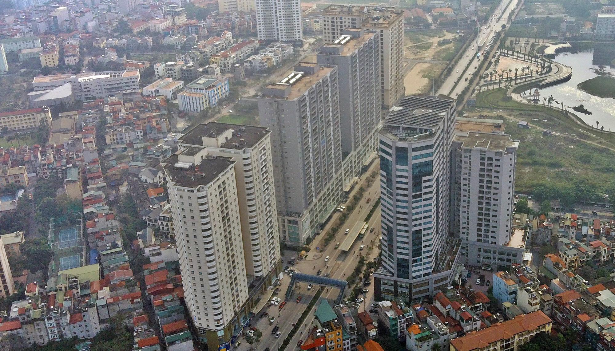 Toàn cảnh khu vực xây hầm chui Lê Văn Lương - Vành đai 3 gần 700 tỉ đồng - Ảnh 12.