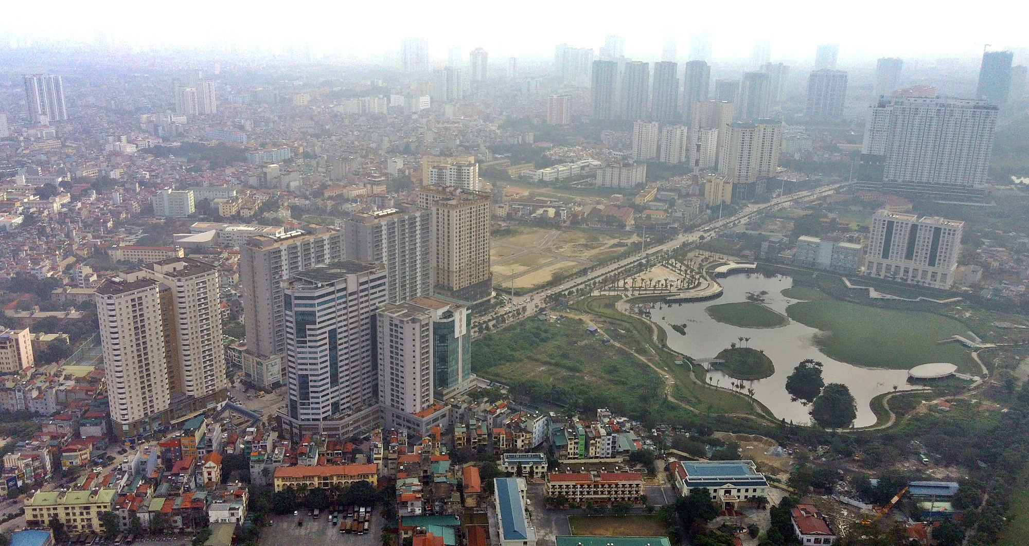 Toàn cảnh khu vực xây hầm chui Lê Văn Lương - Vành đai 3 gần 700 tỉ đồng - Ảnh 14.