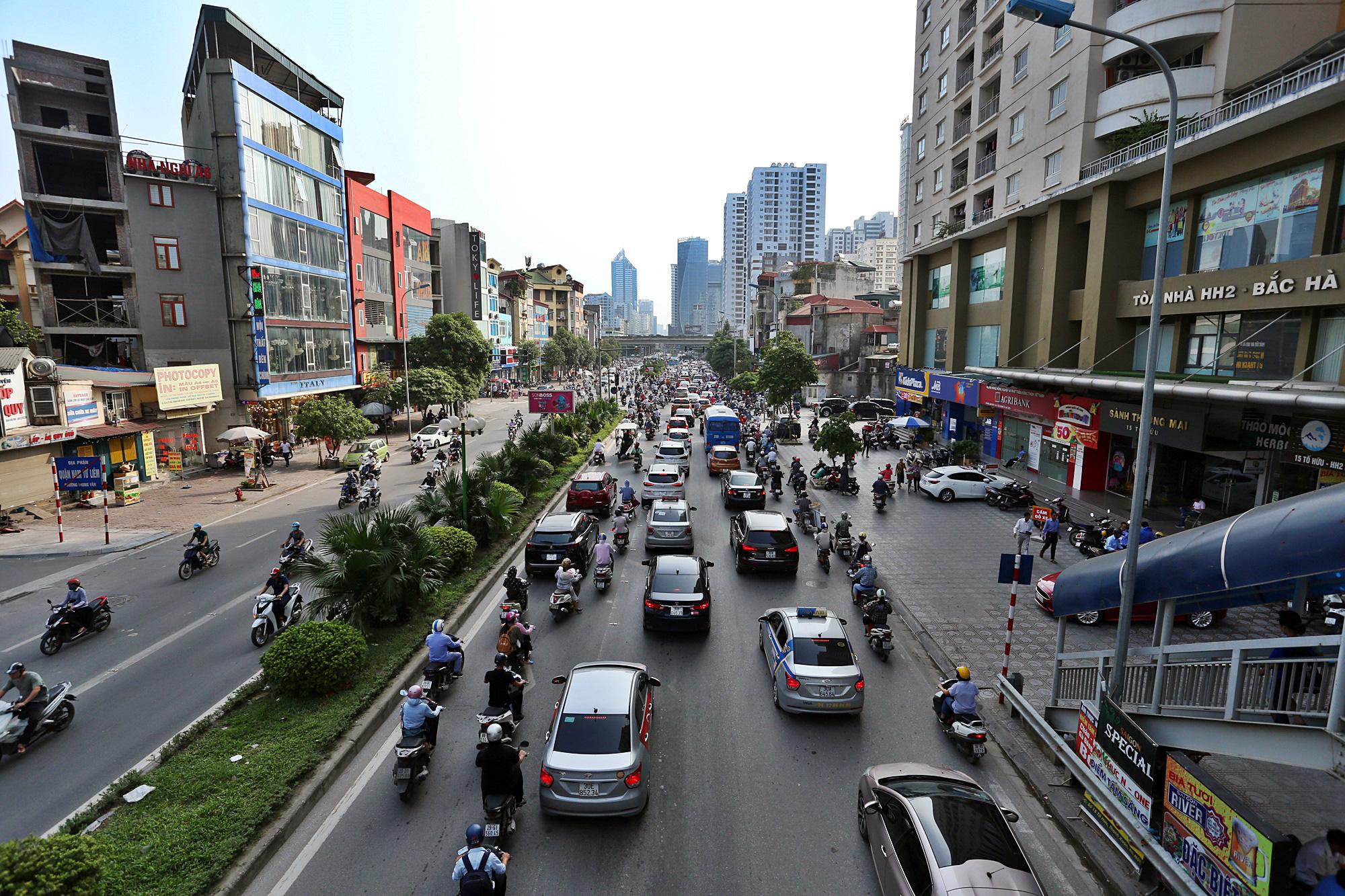 Toàn cảnh khu vực xây hầm chui Lê Văn Lương - Vành đai 3 gần 700 tỉ đồng - Ảnh 18.