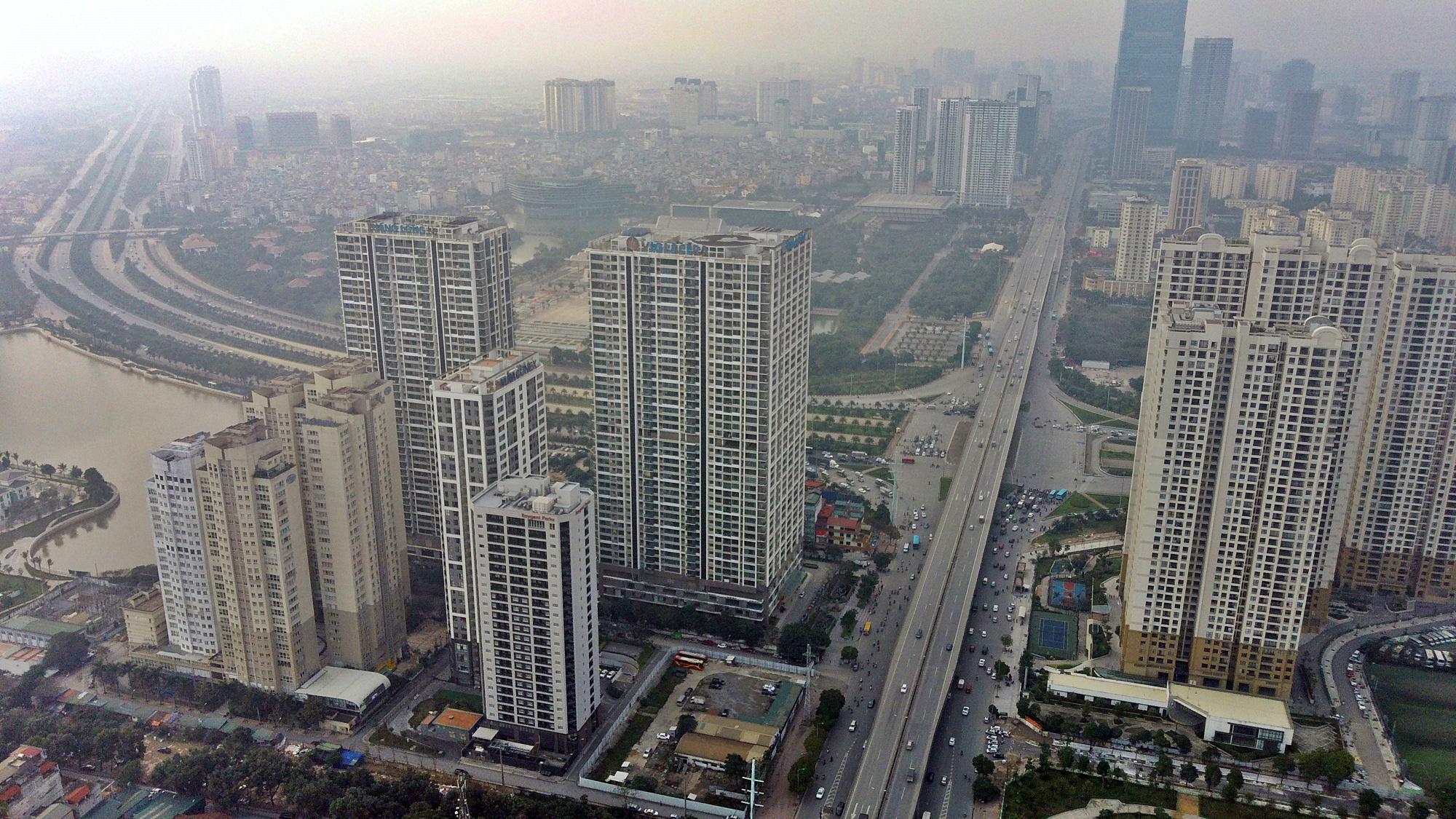 Toàn cảnh khu vực xây hầm chui Lê Văn Lương - Vành đai 3 gần 700 tỉ đồng - Ảnh 9.
