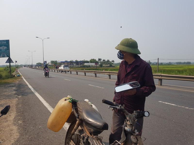 Nhiều cây xăng ở Quảng Nam đột ngột báo hết xăng - Ảnh 2.