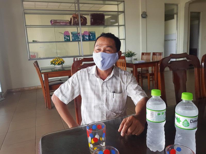 Nhiều cây xăng ở Quảng Nam đột ngột báo hết xăng - Ảnh 3.