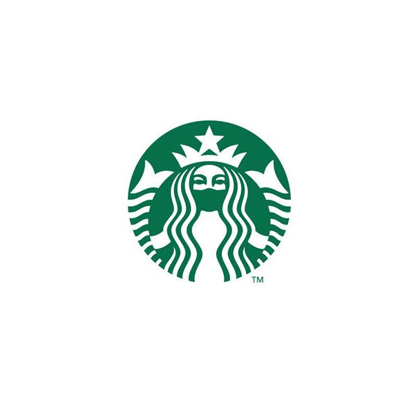 Ngắm logo của những thương hiệu nổi tiếng phiên bản 'tạm xa nhau' thời Covid - 19 - Ảnh 6.