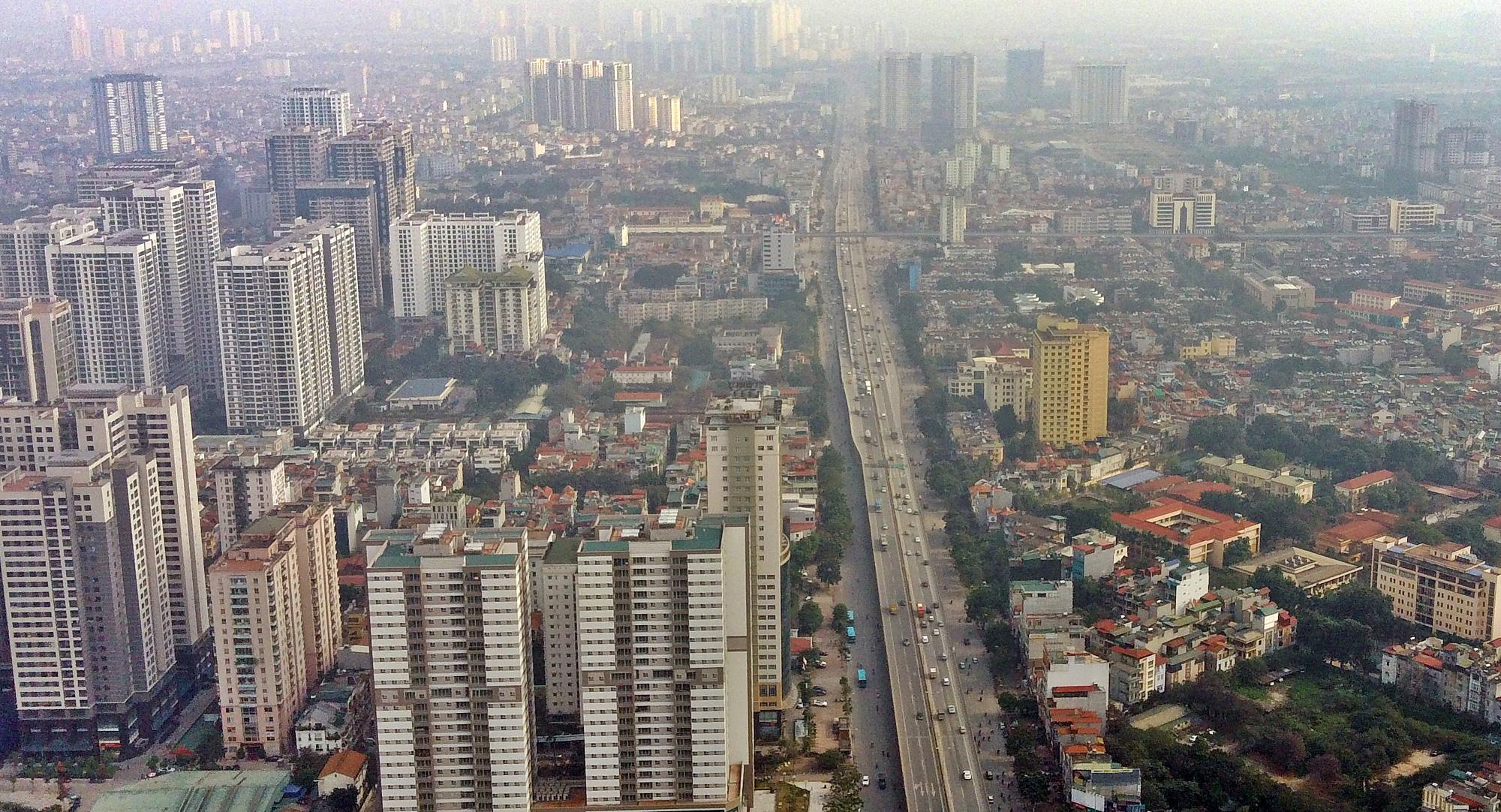 Toàn cảnh khu vực xây hầm chui Lê Văn Lương - Vành đai 3 gần 700 tỉ đồng - Ảnh 10.