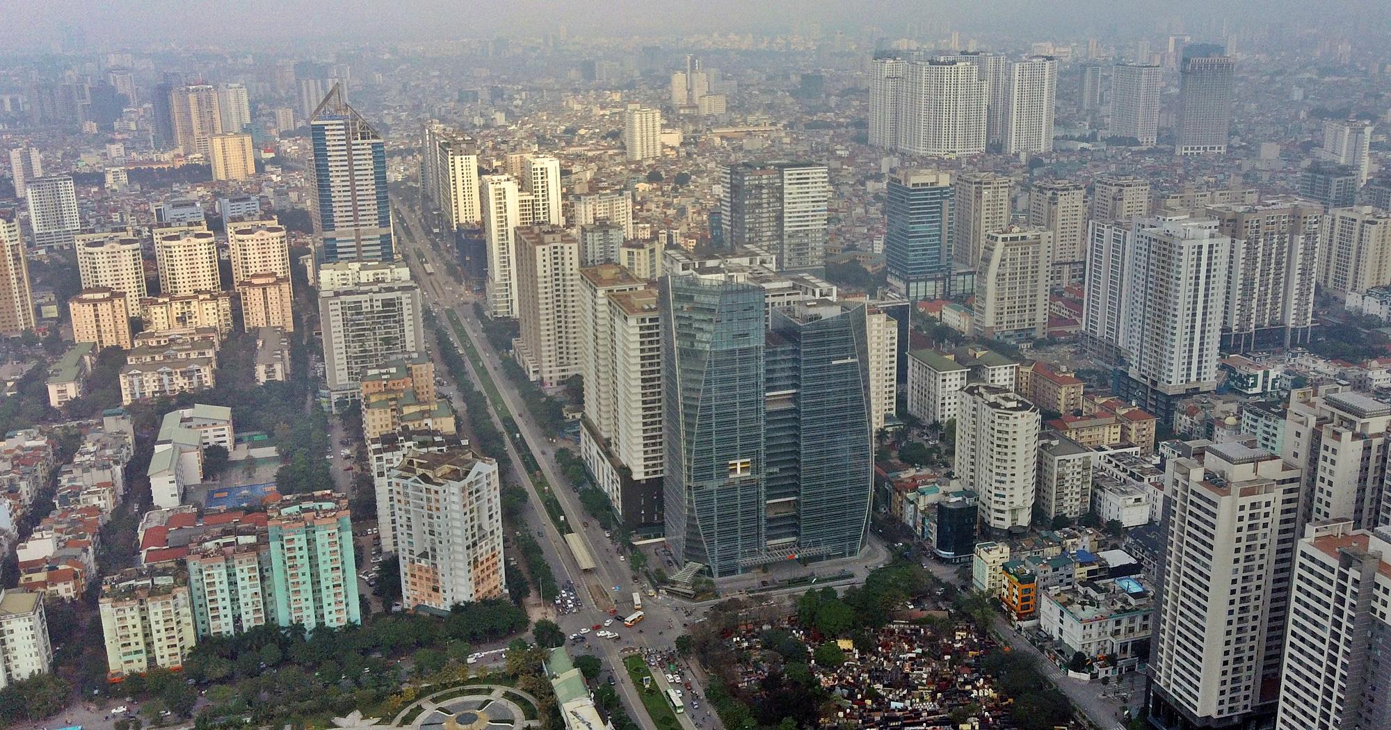 Toàn cảnh khu vực xây hầm chui Lê Văn Lương - Vành đai 3 gần 700 tỉ đồng - Ảnh 11.