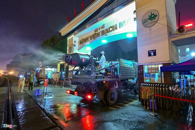 Công ty Trường Sinh khả năng là nguồn lây nhiễm chính tại BV Bạch Mai - Ảnh 2.