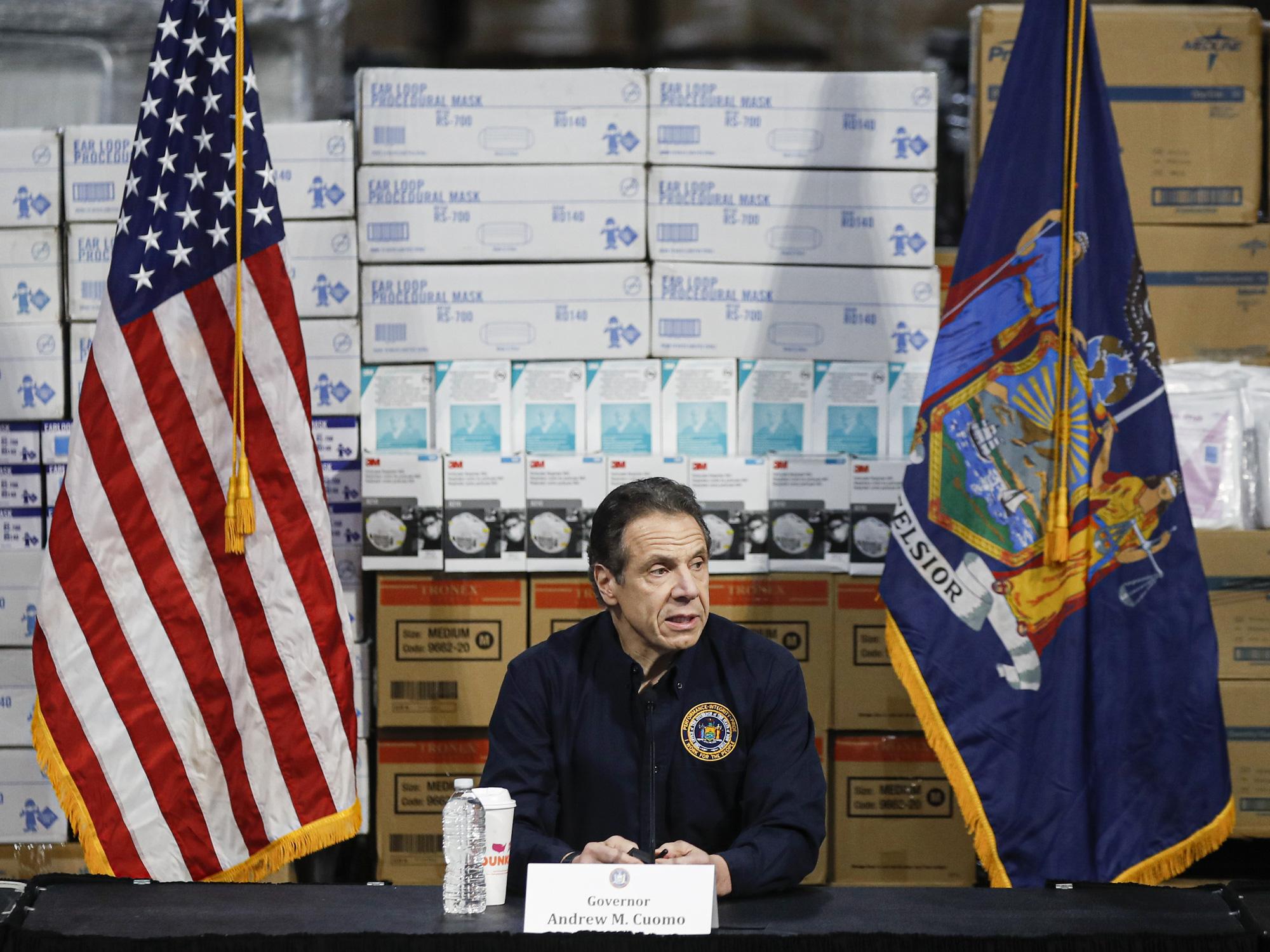 Bang New York có hơn 1.000 ca tử vong vì dịch Covid-19, trong đó có một trường hợp dưới 18 tuổi - Ảnh 1.