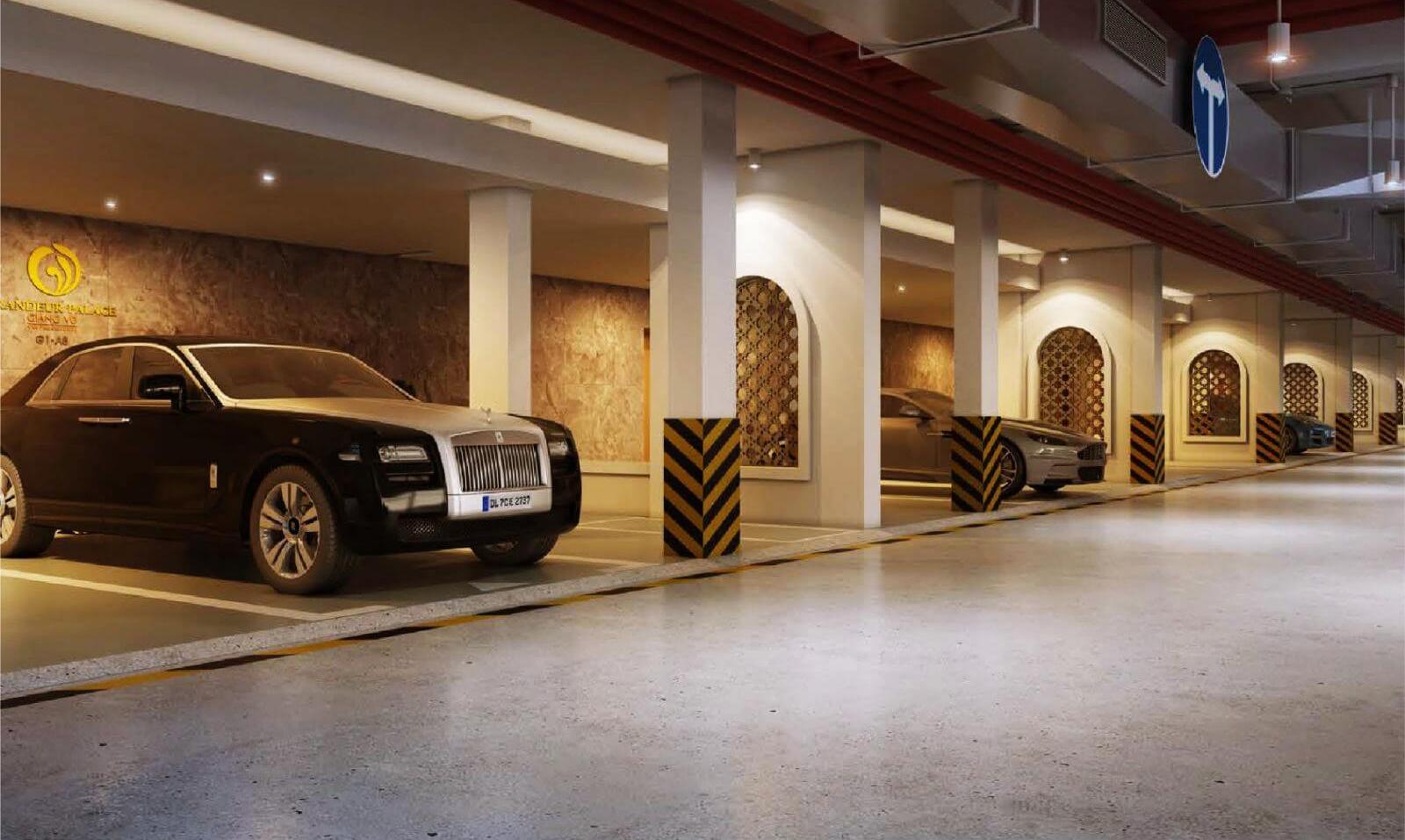 Dự án Giảng Võ Grandeur Palace Giảng Võ đang mở bán: Vị trí 'vàng' trên mảnh đất 'vàng'  - Ảnh 4.