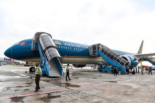 Vietnam Airlines chỉ còn 4 đường bay nội địa, chặng Hà Nội - TP HCM bay 1 chuyến/ngày - Ảnh 1.