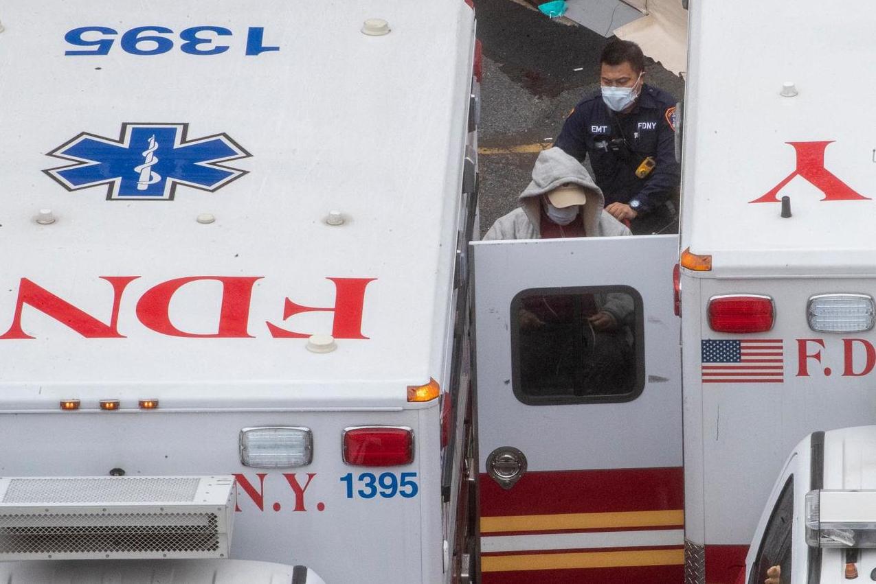Bang New York có hơn 1.000 ca tử vong vì dịch Covid-19, trong đó có một trường hợp dưới 18 tuổi - Ảnh 4.