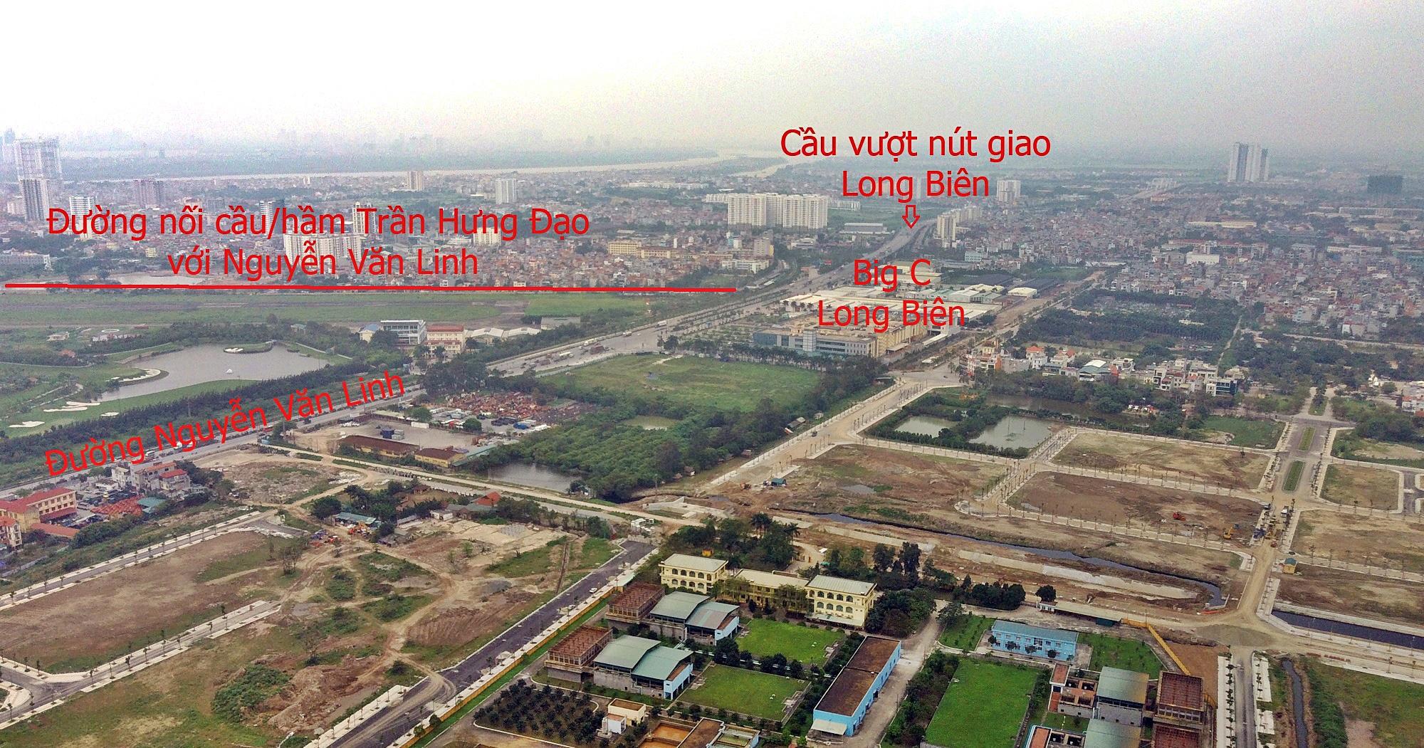Những dự án sẽ hưởng lợi từ qui hoạch cầu/hầm Trần Hưng Đạo - Ảnh 13.