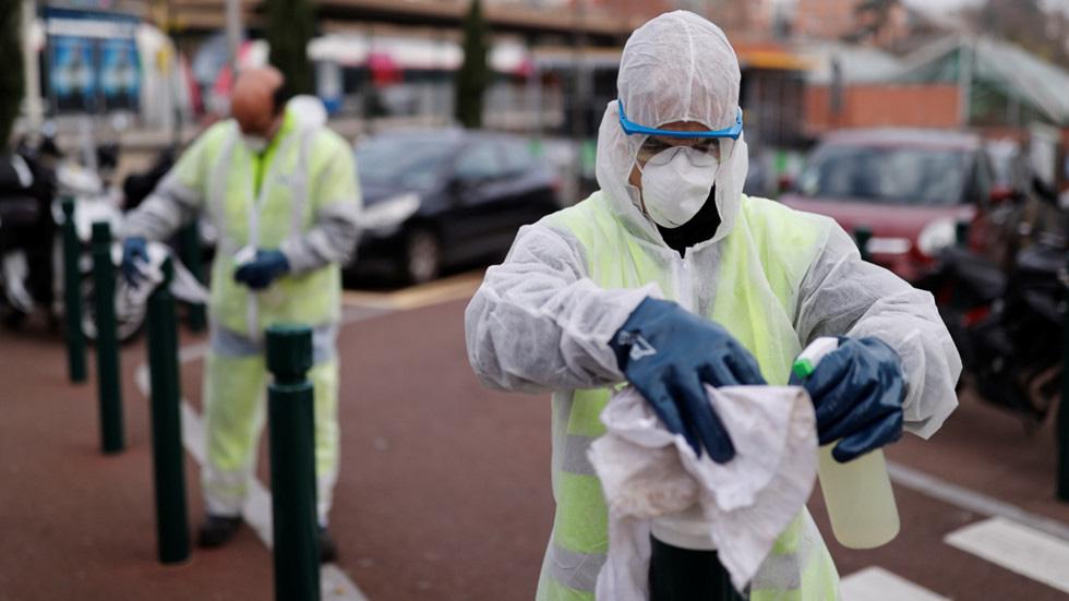 Cập nhật dịch virus corona trên thế giới ngày 31/3: Số ca tử vong ở Pháp tăng kỉ lục, Indonesia tuyên bố tình trạng khẩn cấp quốc gia - Ảnh 1.