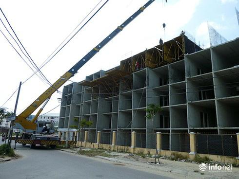 Đà Nẵng: Dừng công trình xây dựng nếu không tuân thủ phòng chống dịch - Ảnh 1.