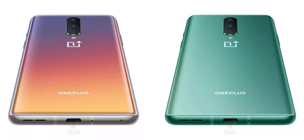 Rò rỉ màu sắc mới trên OnePlus 8 khiến Samsung Galaxy S20 trở nên lép vế - Ảnh 1.
