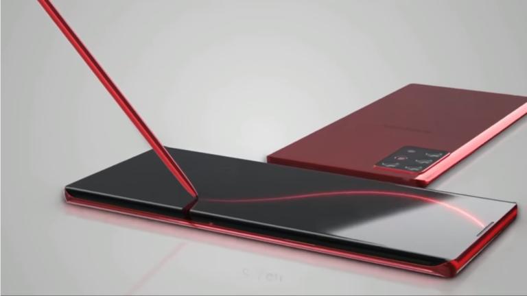 Samsung đang thử nghiệm trên một thiết bị toàn màn hình, rất có thể là Galaxy Note 20 - Ảnh 3.