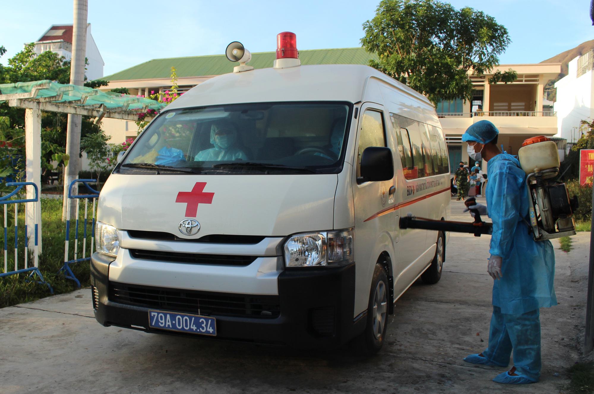 Khánh Hòa: Tất cả các trường hợp liên quan đến Bệnh viện Bạch Mai đều có kết quả xét nghiêm âm tính - Ảnh 1.