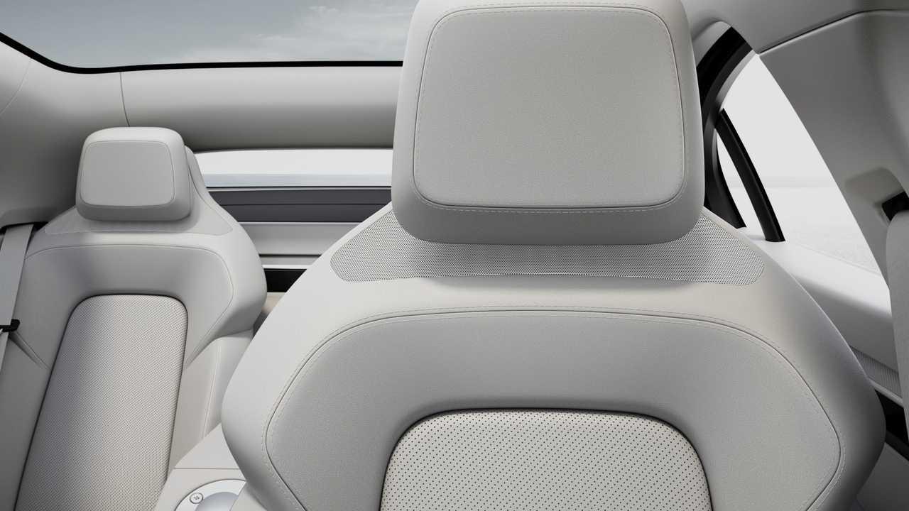 Cận cảnh chiếc xe điện Vision - S đến từ tương lai của Sony - Ảnh 11.