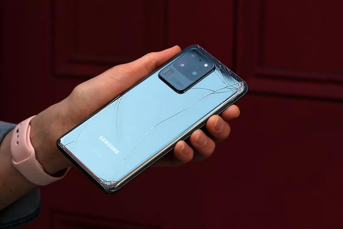 Test rơi Samsung Galaxy S20 Ultra và thu về kết quả bất ngờ - Ảnh 1.