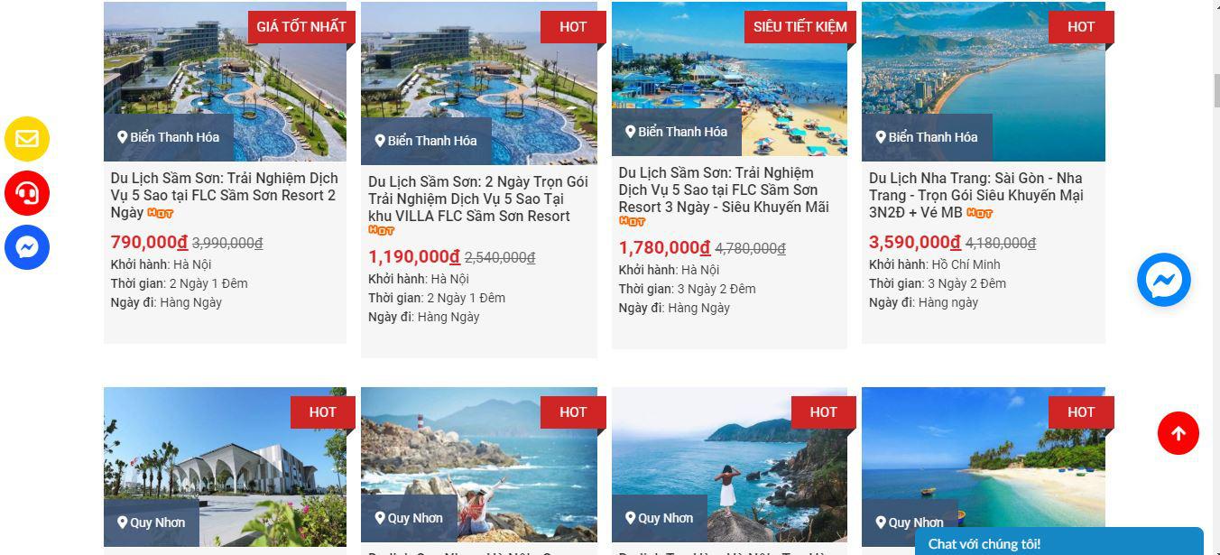 Tour du lịch nội địa đua nhau giảm giá sâu lên đến 80% để thu hút khách  - Ảnh 3.