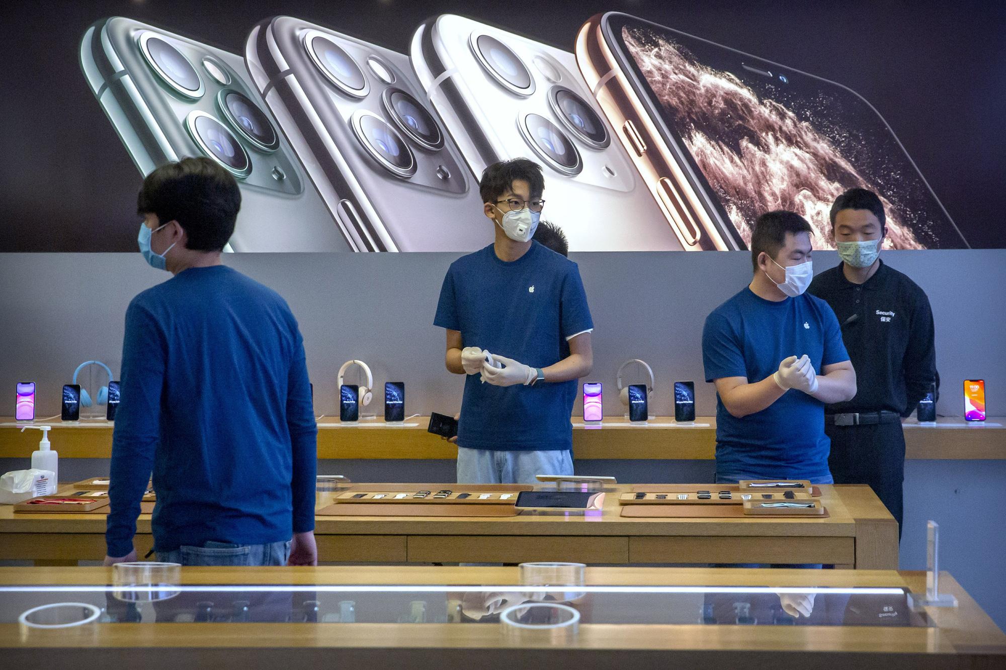 """Vì sao đối với Apple, Trung Quốc vừa là """"cửa sinh"""" vừa là """"cửa tử""""? - Ảnh 7."""