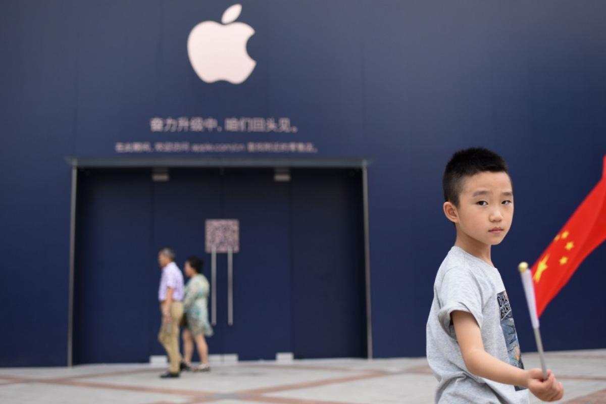 """Vì sao đối với Apple, Trung Quốc vừa là """"cửa sinh"""" vừa là """"cửa tử""""? - Ảnh 1."""