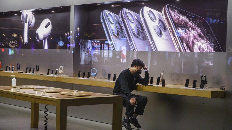"""Vì sao đối với Apple, Trung Quốc vừa là """"cửa sinh"""" vừa là """"cửa tử""""? - Ảnh 5."""