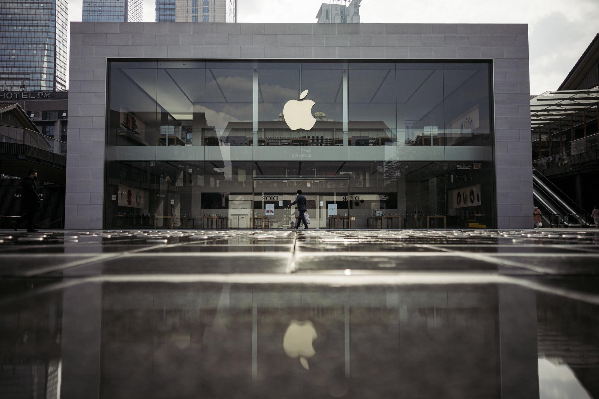 """Vì sao đối với Apple, Trung Quốc vừa là """"cửa sinh"""" vừa là """"cửa tử""""? - Ảnh 4."""