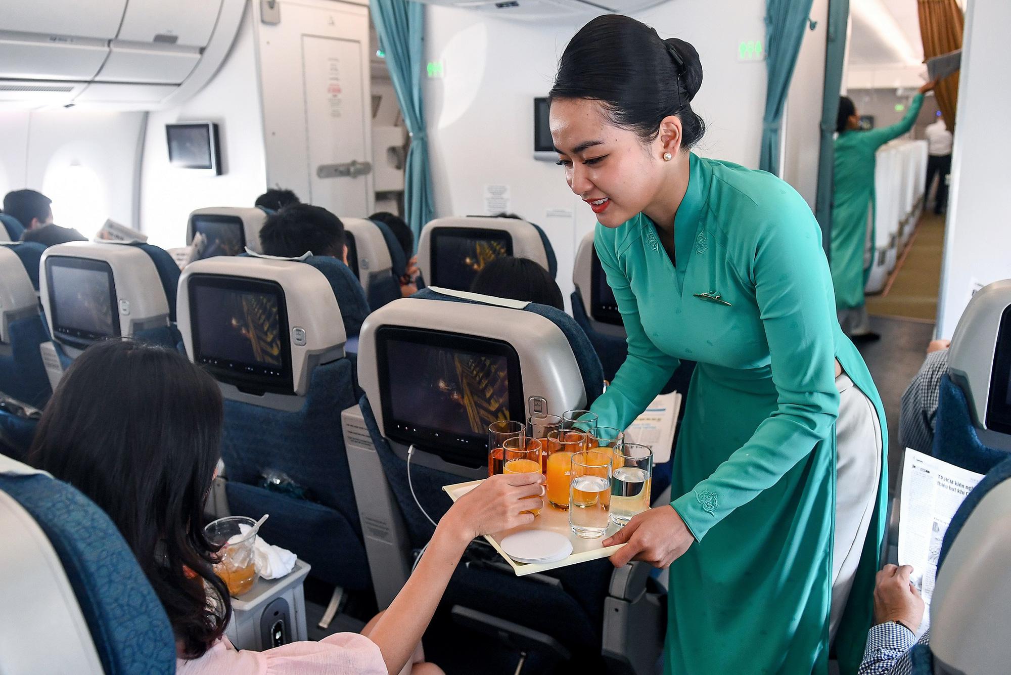 Vietnam Airlines tung chương trình ưu đãi đặc biệt nhân ngày Quốc tế phụ nữ 8/3  - Ảnh 2.