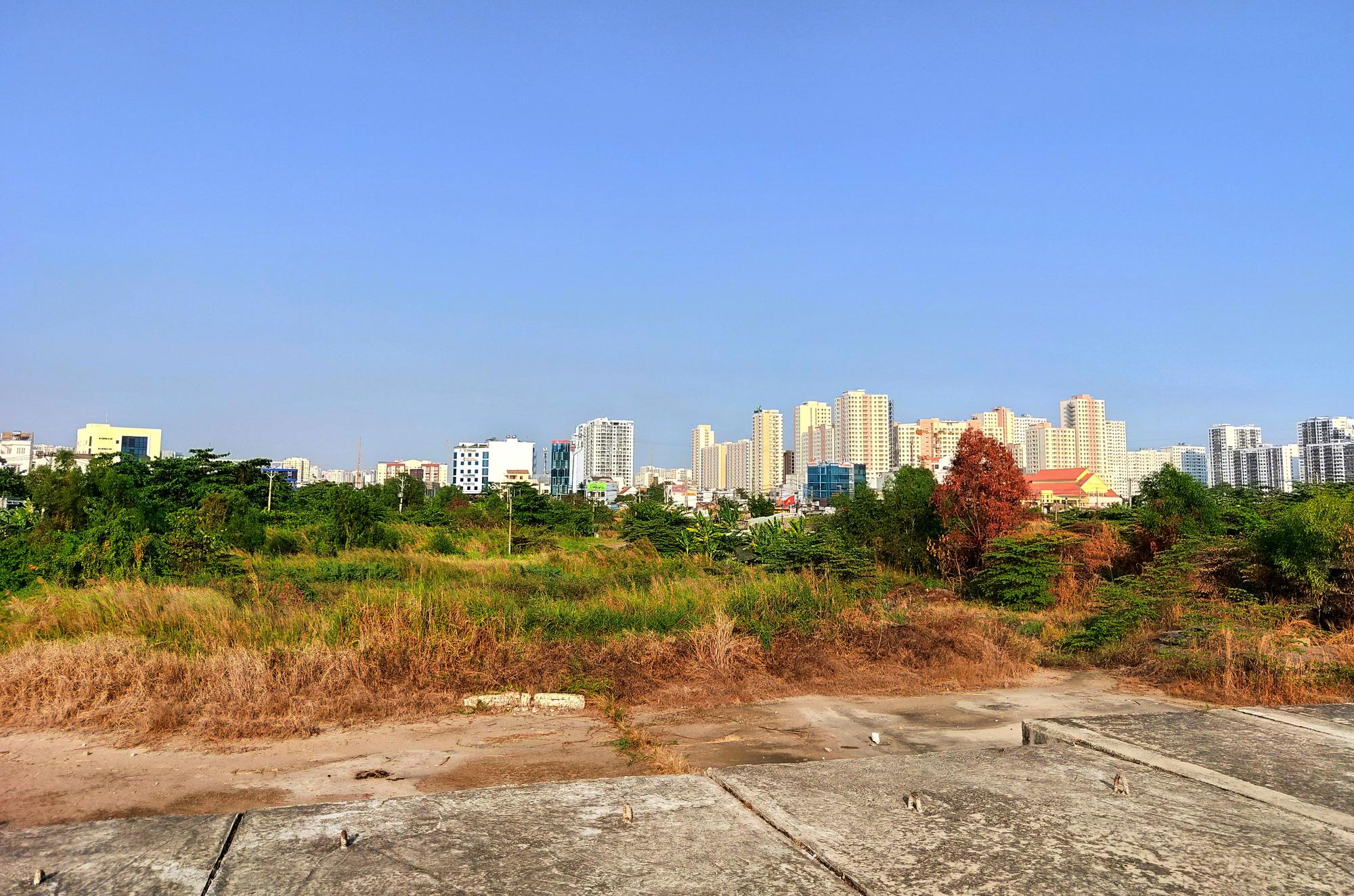 Toàn cảnh dự án Khu dân cư phía Bắc ở Thủ Thiêm của CII vừa được TP HCM cho tiếp tục triển khai - Ảnh 13.