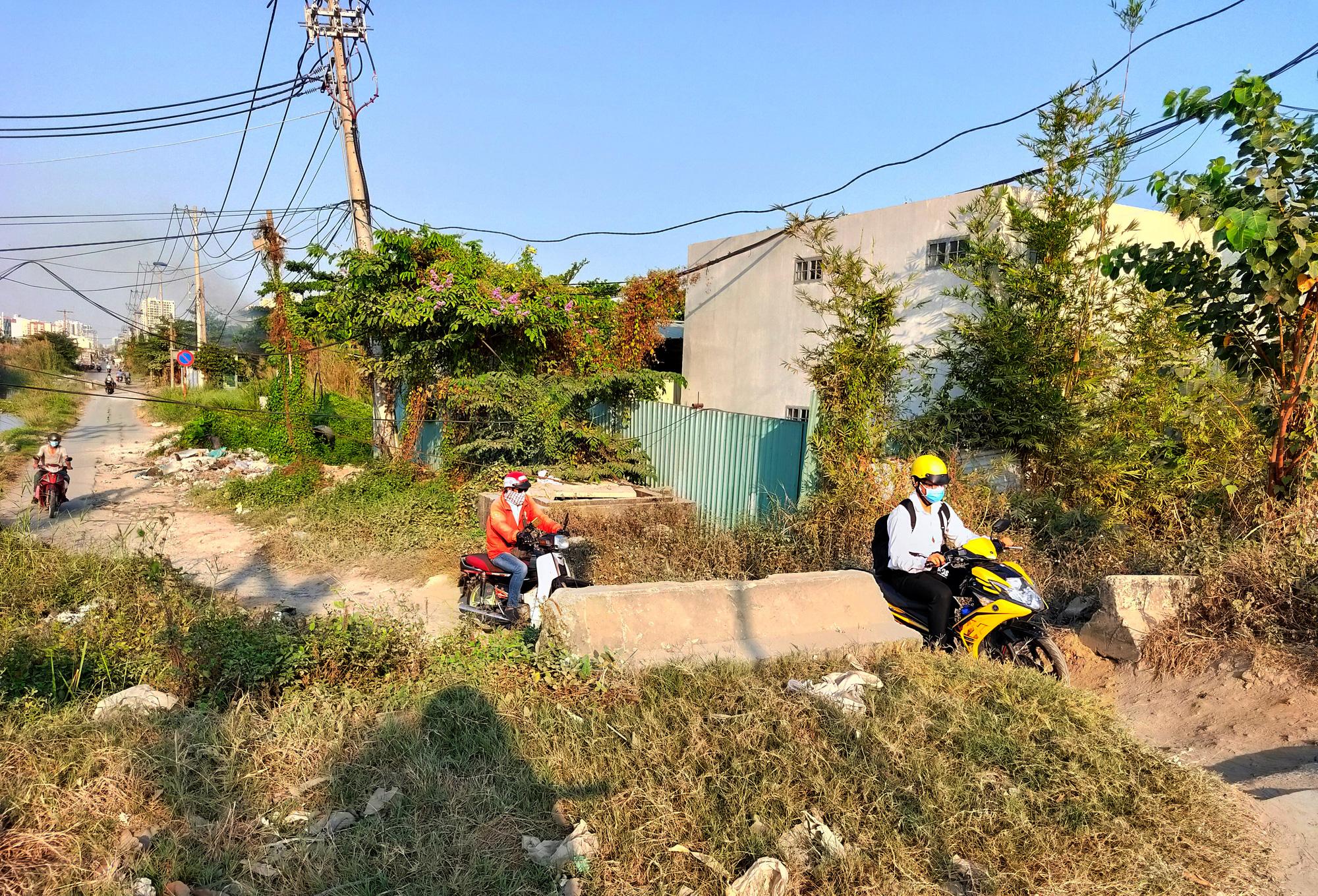 Toàn cảnh dự án Khu dân cư phía Bắc ở Thủ Thiêm của CII vừa được TP HCM cho tiếp tục triển khai - Ảnh 14.