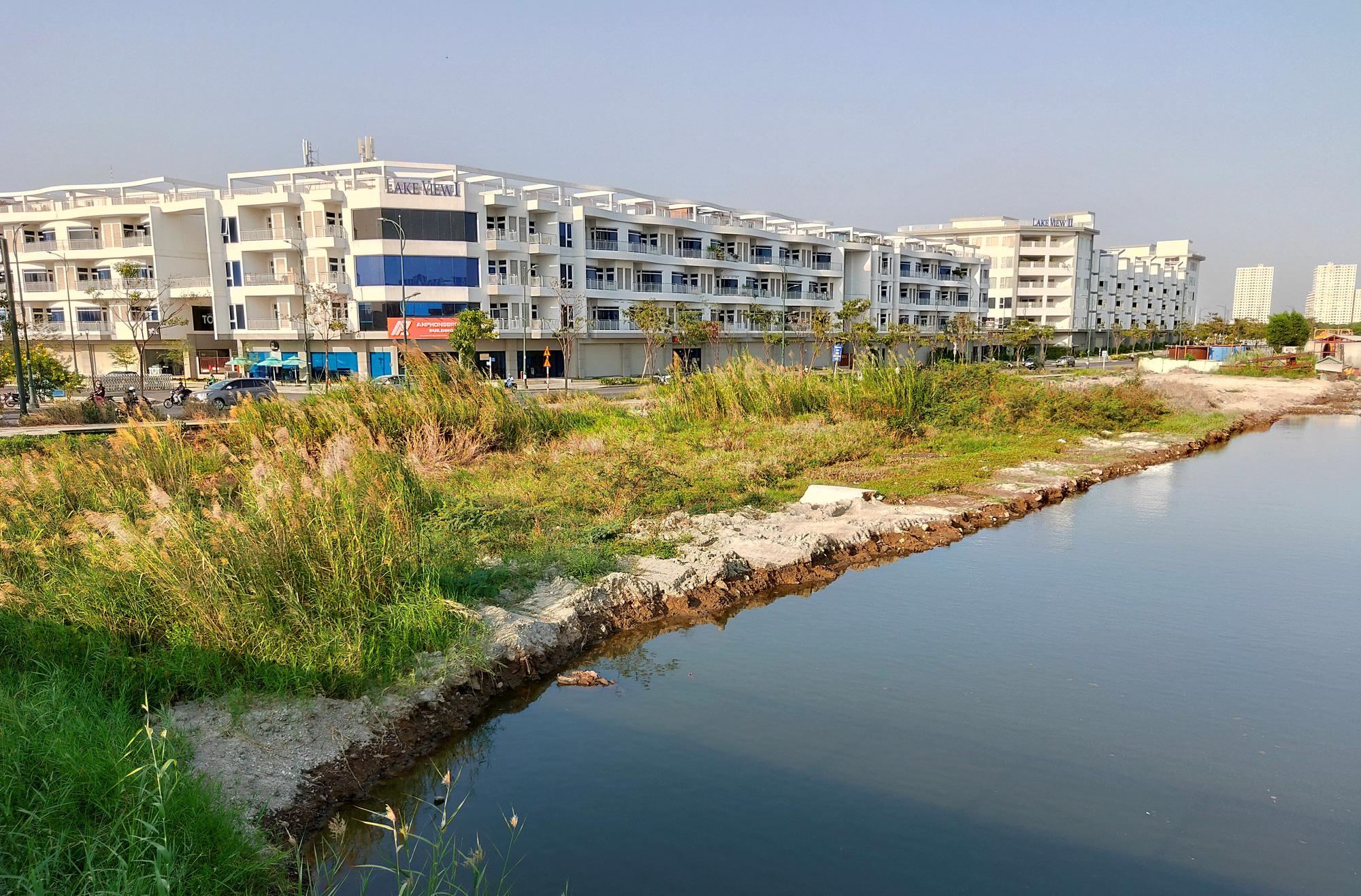 Toàn cảnh dự án Khu dân cư phía Bắc ở Thủ Thiêm của CII vừa được TP HCM cho tiếp tục triển khai - Ảnh 15.