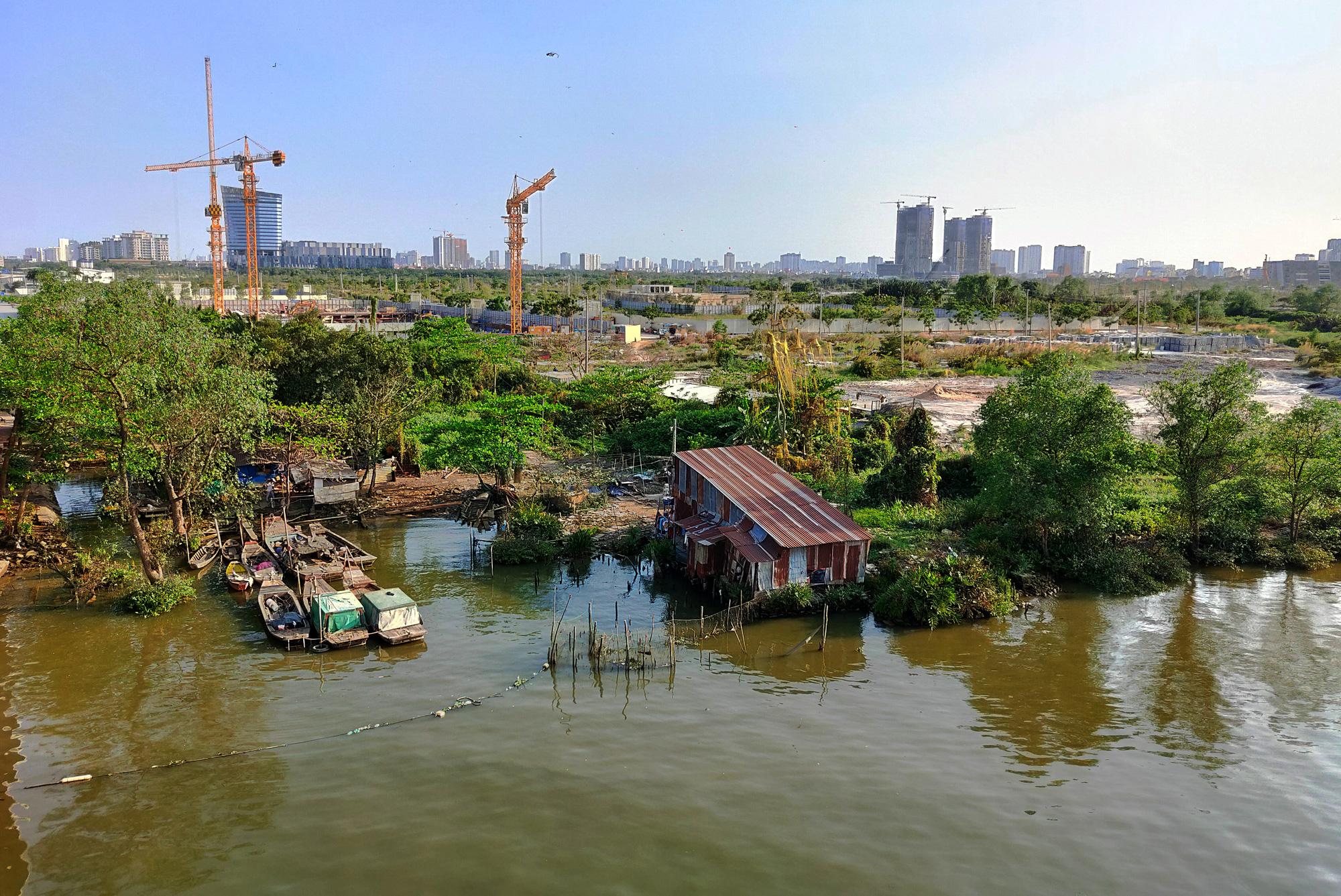 Toàn cảnh dự án Khu dân cư phía Bắc ở Thủ Thiêm của CII vừa được TP HCM cho tiếp tục triển khai - Ảnh 16.