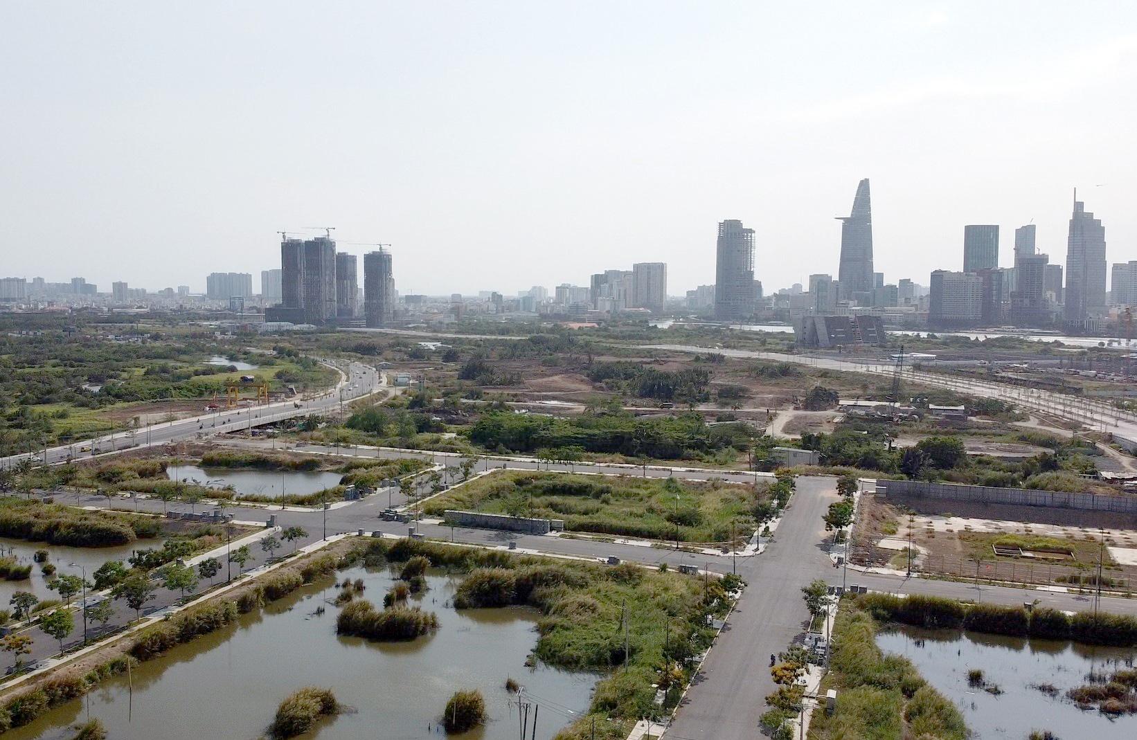 Toàn cảnh dự án Khu dân cư phía Bắc ở Thủ Thiêm của CII vừa được TP HCM cho tiếp tục triển khai - Ảnh 3.