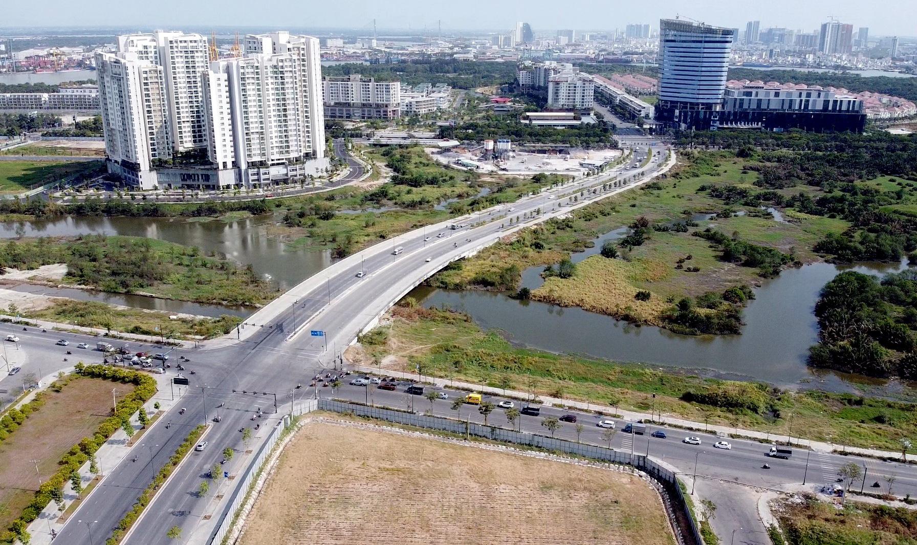 Toàn cảnh dự án Khu dân cư phía Bắc ở Thủ Thiêm của CII vừa được TP HCM cho tiếp tục triển khai - Ảnh 6.