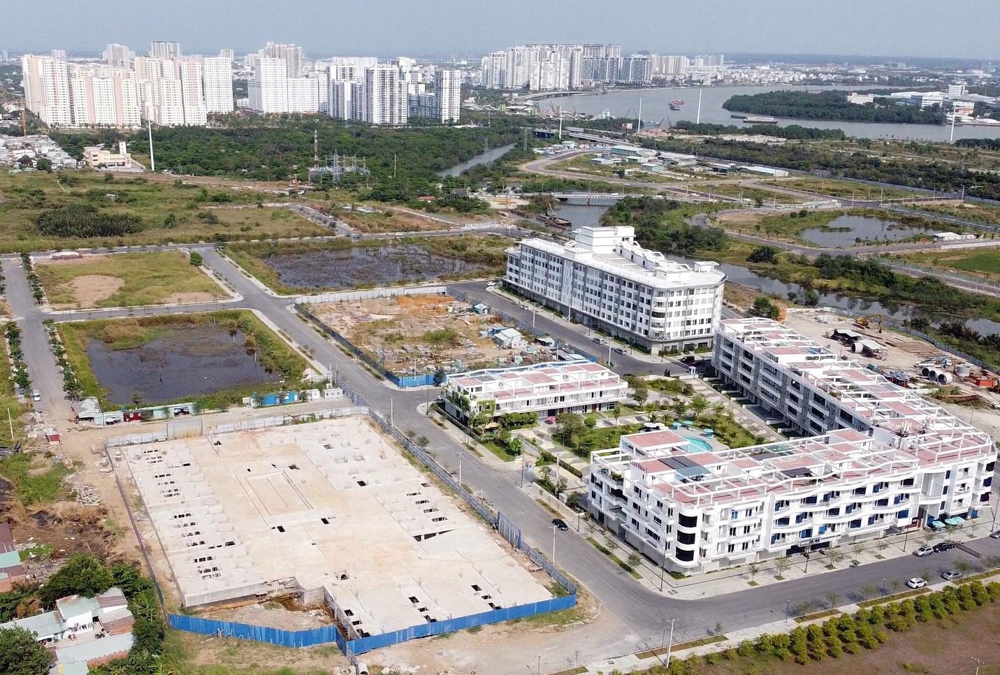 Toàn cảnh dự án Khu dân cư phía Bắc ở Thủ Thiêm của CII vừa được TP HCM cho tiếp tục triển khai - Ảnh 8.